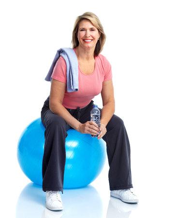 exercitation: Senior fitness.