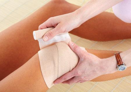 Bandage. photo