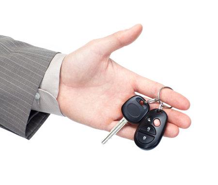 Car key. Archivio Fotografico
