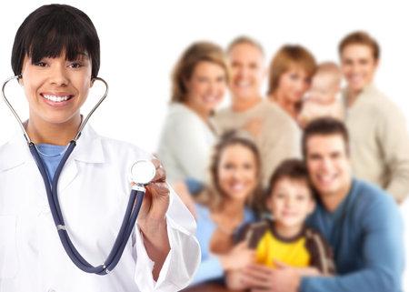 salud sexual: Médico de familia y los pacientes