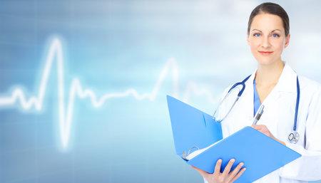 Family doctor. Stock Photo - 12086545