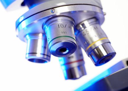 expertise: Scientific microscope.