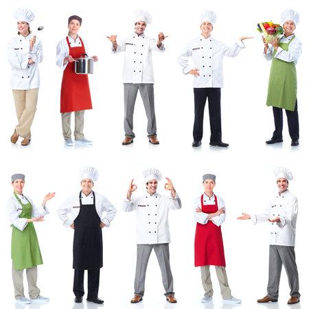 panadero: Chef pastelero establecido.