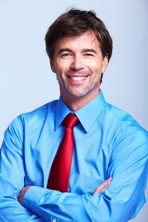 Executive businessman. photo