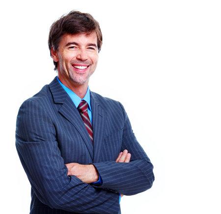 Executive businessman. Stock Photo - 12380400