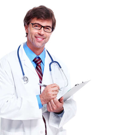 Doctor man Stock Photo - 12380878