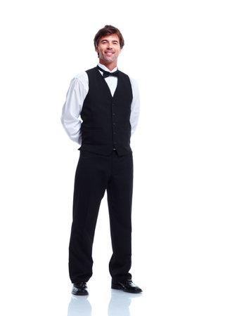 waiter: Waiter man