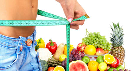 Healthy lifestyle and diet  Stock Photo