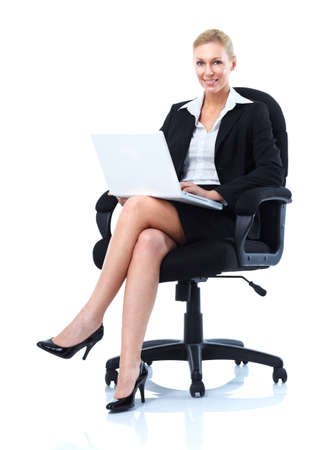 Accountant zakenvrouw