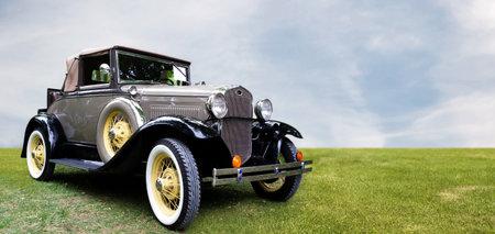voiture ancienne: R�tro voiture