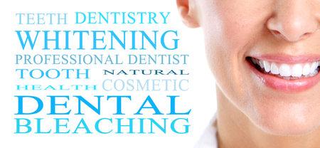odontologia: Mujer sonrisa