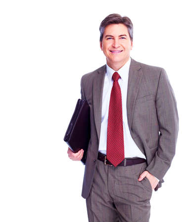 Executive businessman  免版税图像