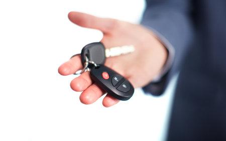 rental: Car keys