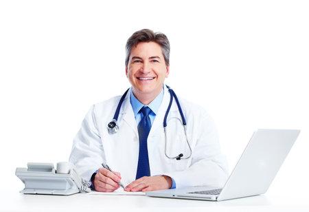 Doctor man  Reklamní fotografie