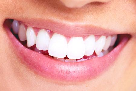 Glimlachen Stockfoto
