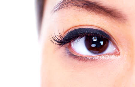 contact: Eye