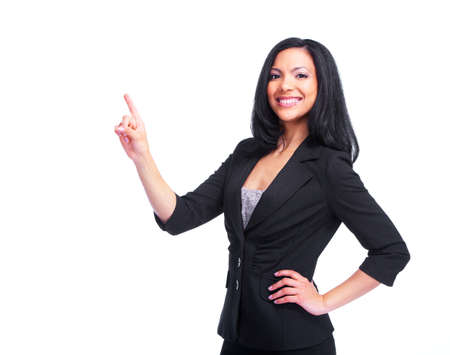 Young business woman  Stock Photo - 13288309