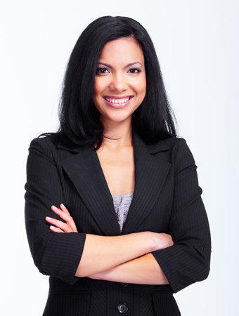 secretary woman: Young business woman