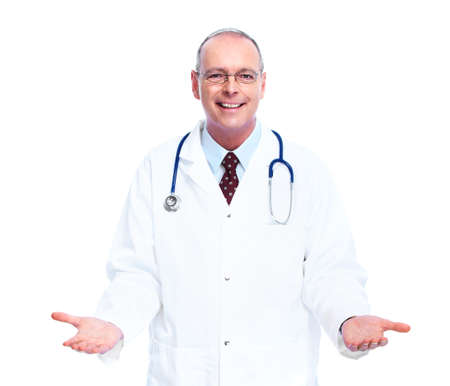 pharma: Doctor physician  Stock Photo