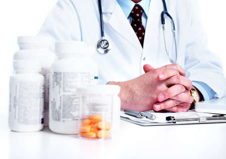 Doctor pharmacist Stock Photo - 13288723