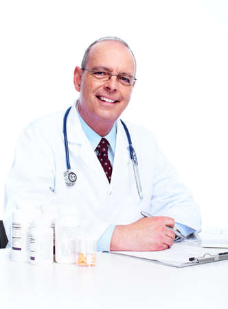 Doctor physician  Stock Photo - 13288701