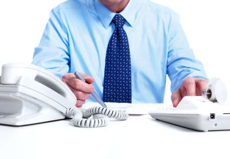 Accountant businessman  photo