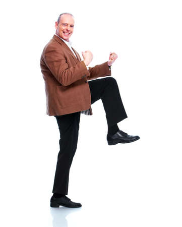 Handsome elderly man Stock Photo - 13288740