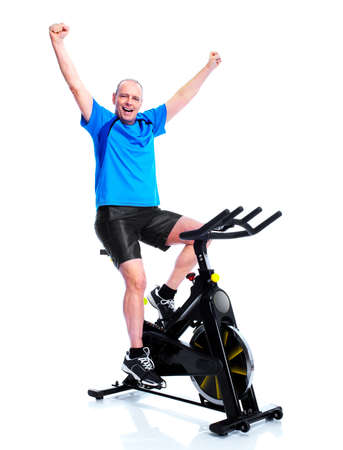 Fitness man  Stock Photo - 13288778