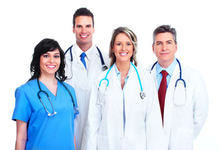 Medical doctors group  photo