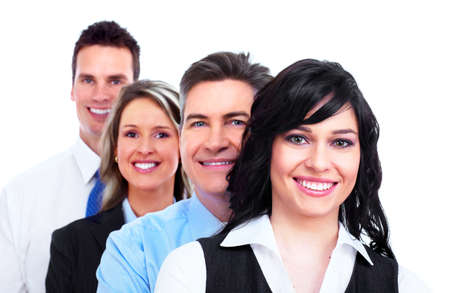 Group of business people Stock Photo - 13388451
