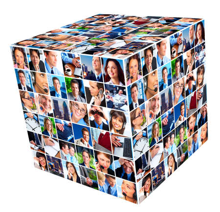 Group of business people Stock Photo - 13452992