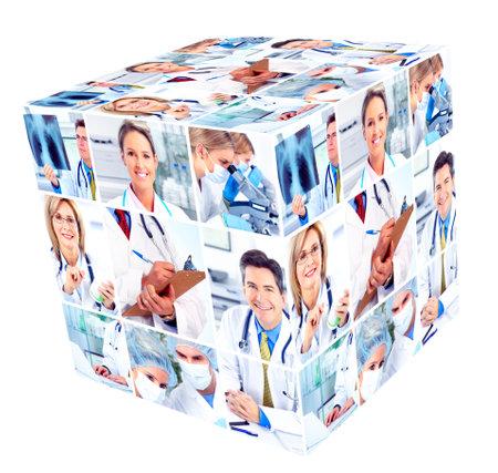医療関係者のグループ 写真素材 - 13541346