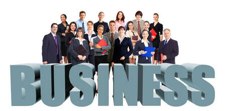Business people group  photo