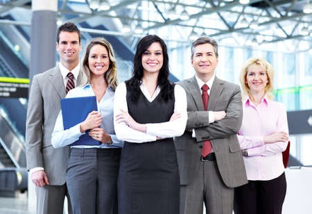 Business people group Stock Photo - 13620444
