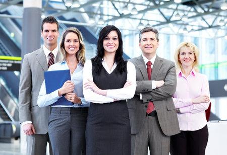 Business people group Banco de Imagens - 13620444
