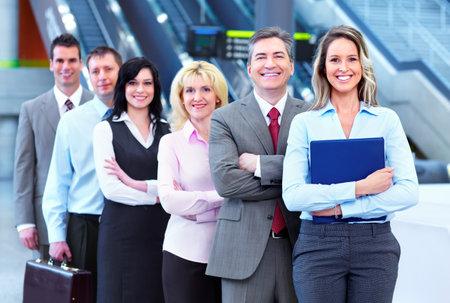 La gente de negocios del grupo Foto de archivo - 13620468