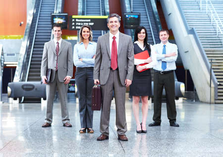 Business people group Stock Photo - 13620472