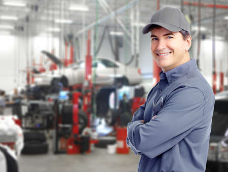 car repair shop: Auto mechanic
