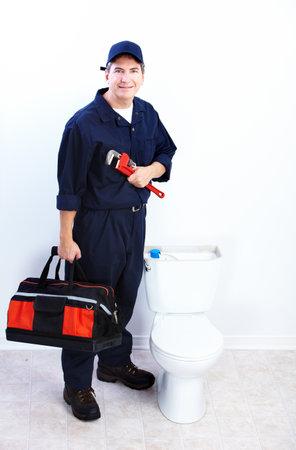 Professional plumber  photo