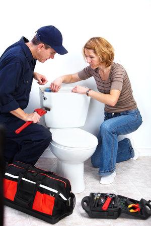 septic: Professional plumber