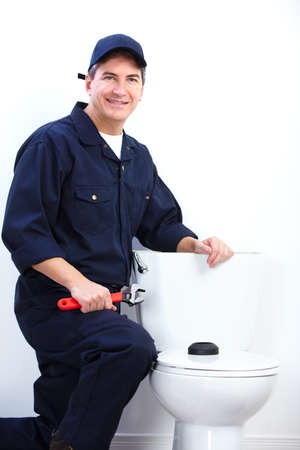 Professional plumber  photo
