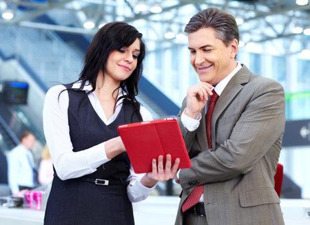 Business people group  Standard-Bild