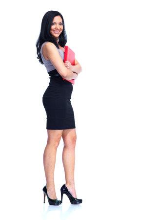 Beautiful business woman  Stock Photo - 14201916