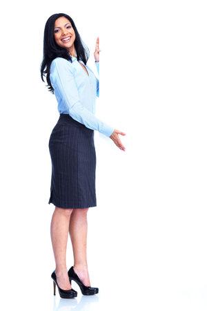Beautiful business woman  photo