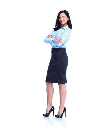 Beautiful business woman Stock fotó - 14201940