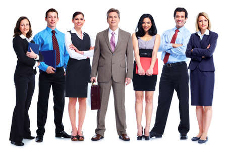 Business people team Stock Photo - 14650233