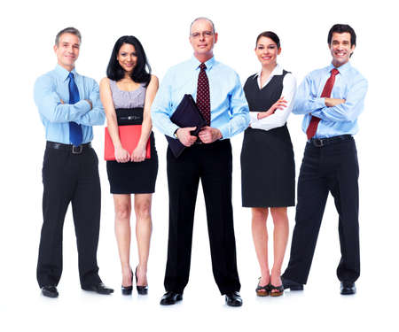 Business people team  Stock Photo - 14650214