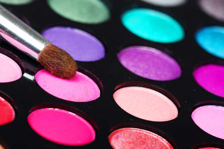 make up products: Beautiful eyeshadow palette