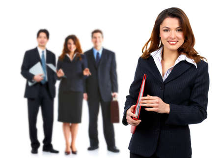 Business woman  Stock Photo - 15497143