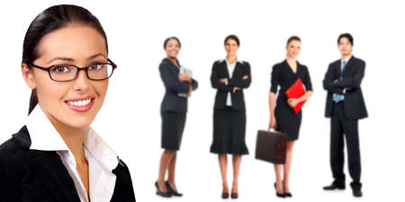 Business woman  Stock Photo - 15497147